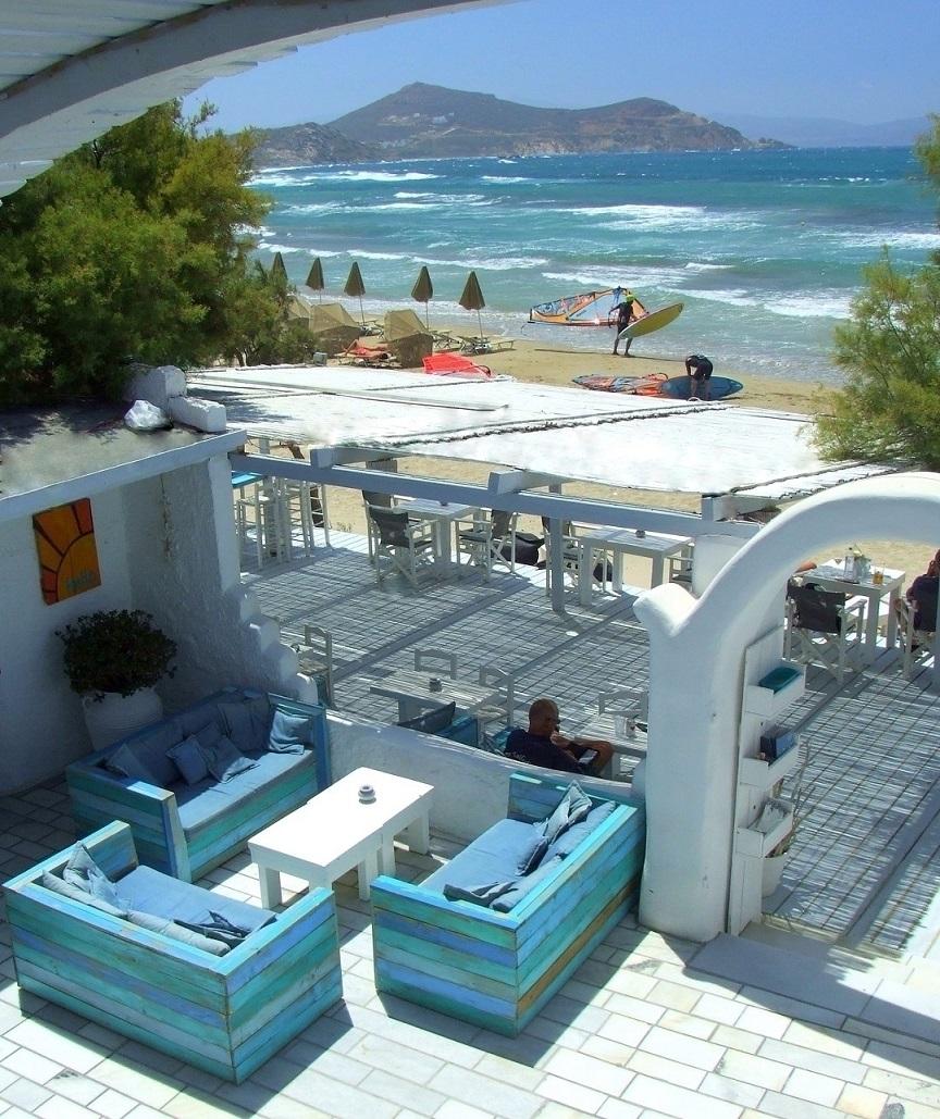 Island Club Apartments: Flisvos Sportclub Naxos