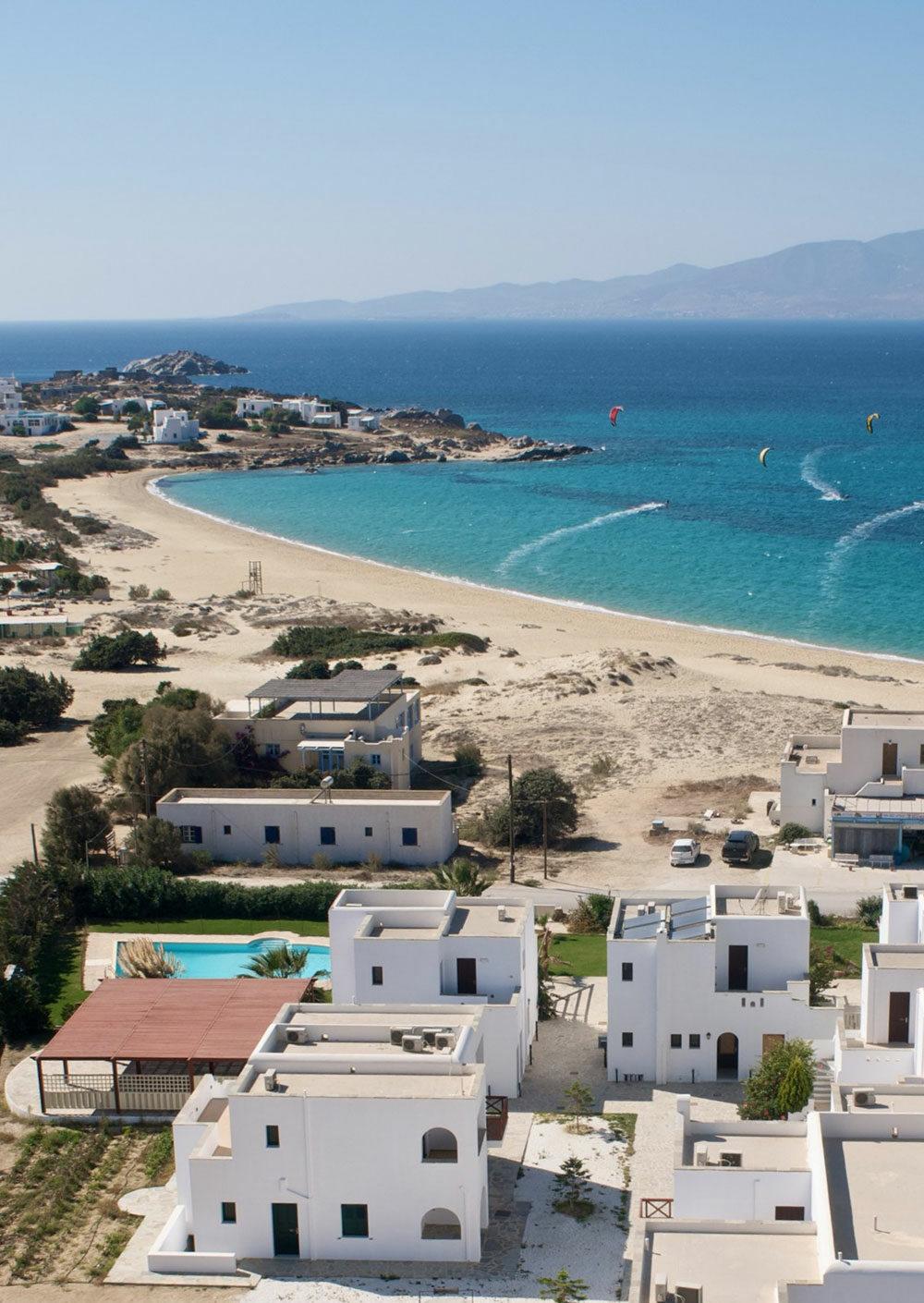 kite hotel naxos greece fllisvos sportclub