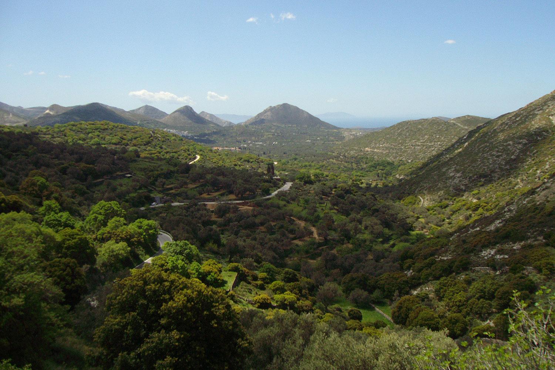 Naxos Griechenland sommer urlaub ferien wandern hiking inseltour flisvos sport club island hopping vakantie griekenland wandelen flisvos sportclub