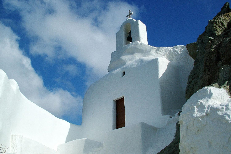 Naxos Griechenland sommer urlaub ferien kirche wandern hiking inseltour flisvos sport club island hopping vakantie griekenland kerk wandelen