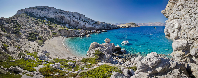 catamaran Sailing cyclades flisvos sport club naxos greece vacation holidays summer zomer vakantie griekenland zeilen