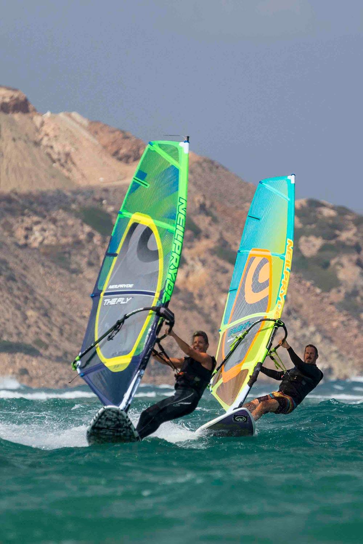 Windsurfing Naxos- Flisvos Sport Club Naxos