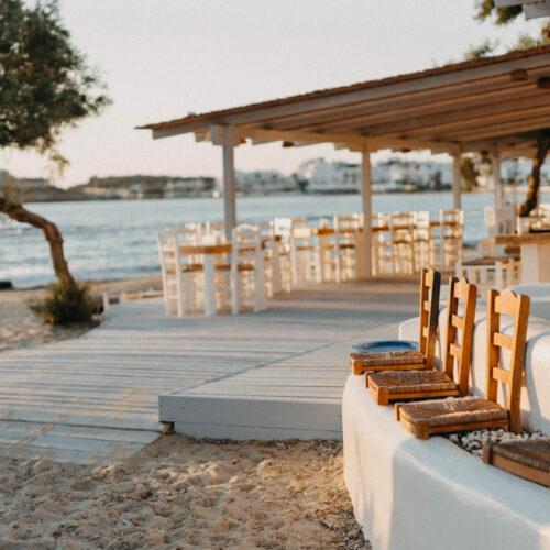 flisvos restaurant naxos