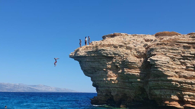 seasecret boat trips excursions greece naxos private boat charter flisvos sportclub