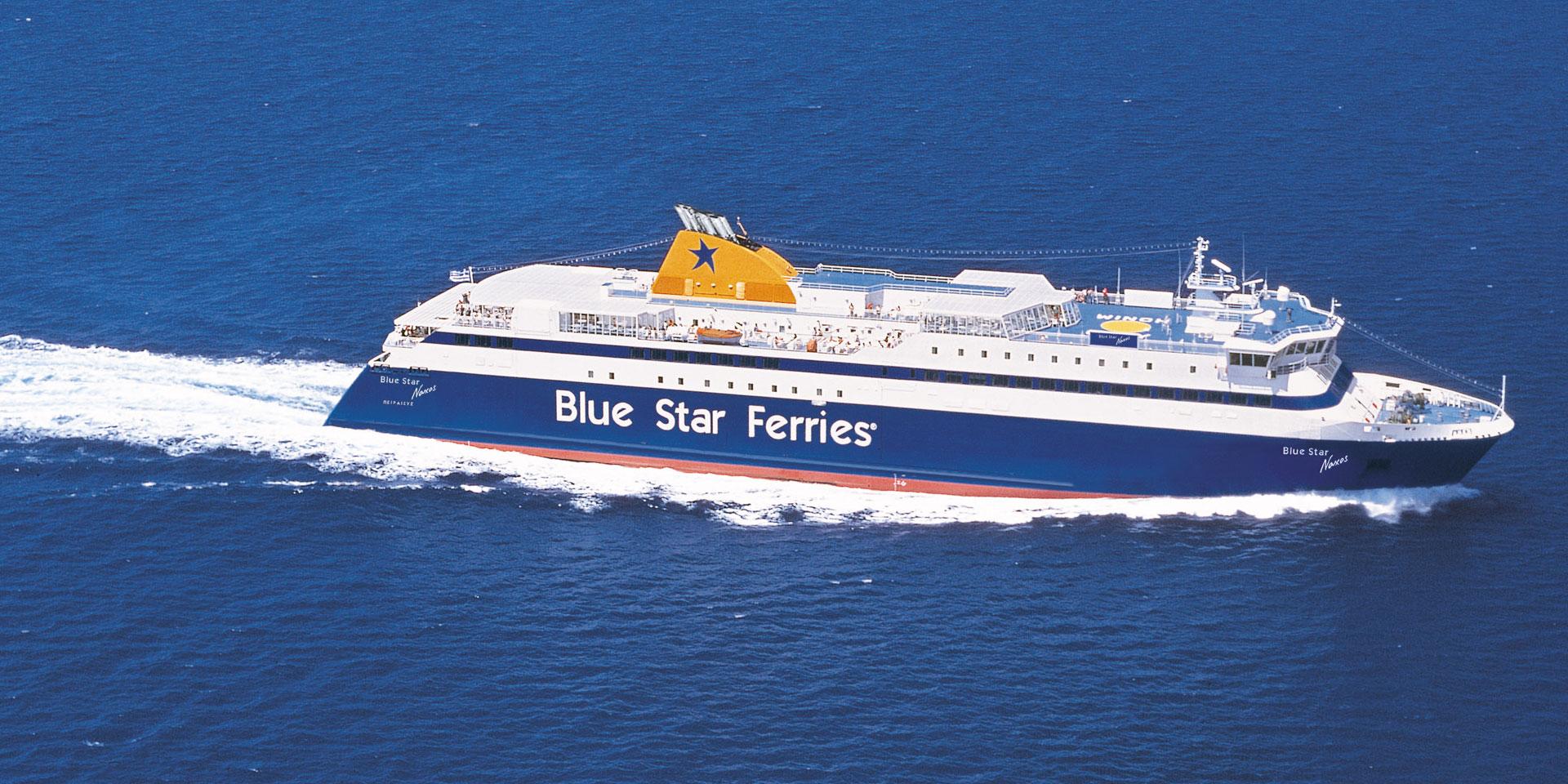 blue star flisvos sportclub naxos piraeus athens ferries greece