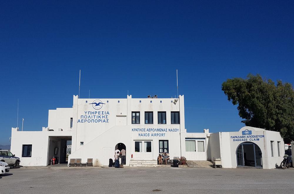 naxos airport flisvos sport club greece