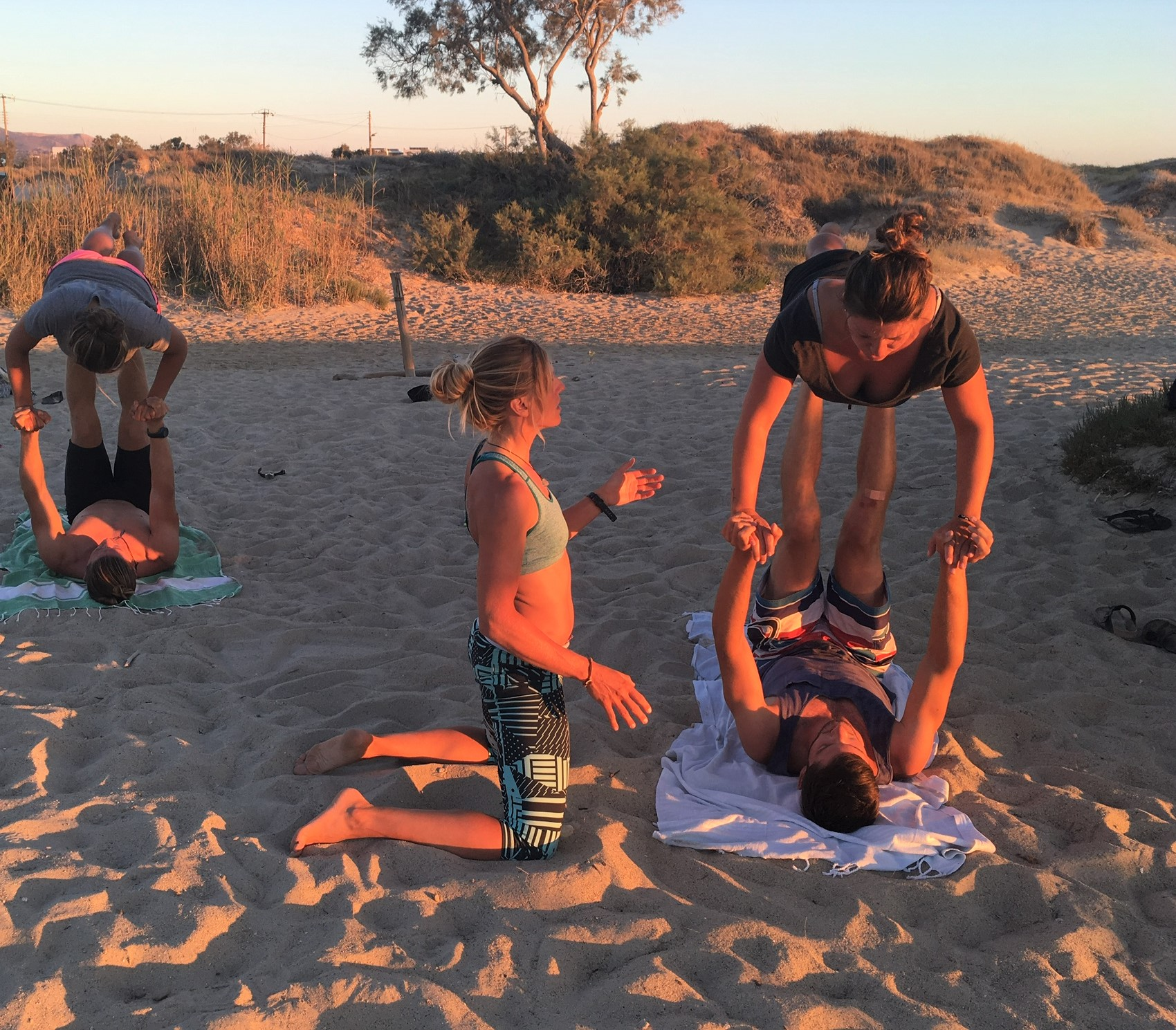 yoga balance camp flisvos sportclub naxos greece summer 2021 sommer event urlaub yoga ferien reisen